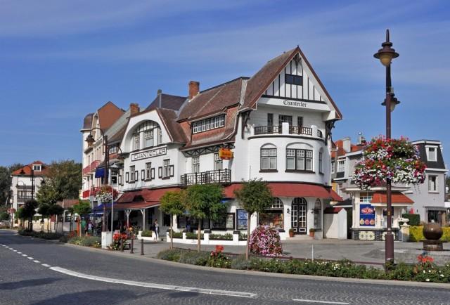 Бельгия море