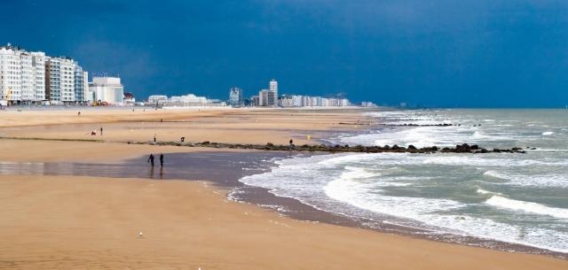Море Бельгия