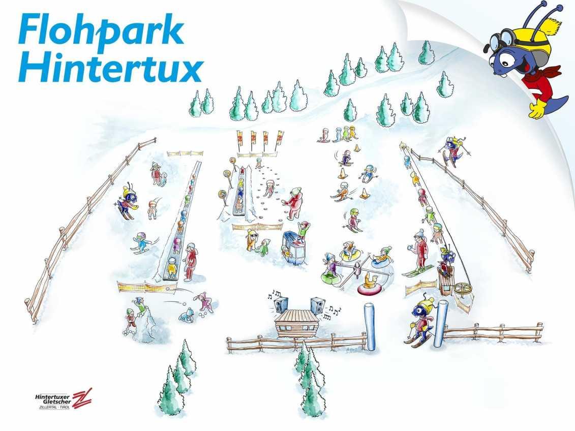 Сноу парк Fleapark
