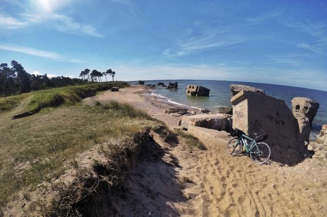 Балтийское море велотур
