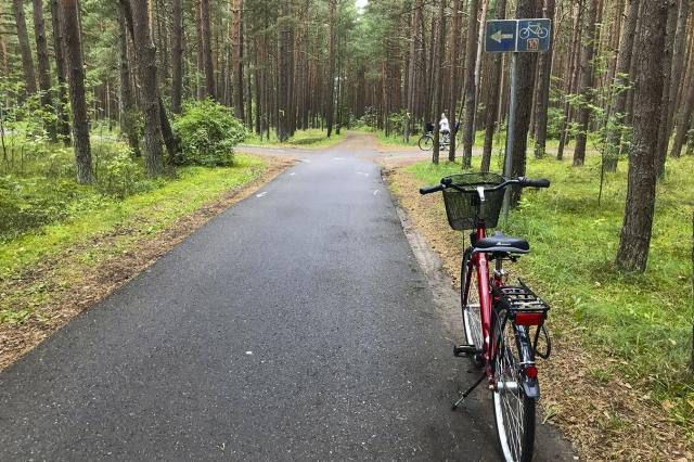 Велотур Литва