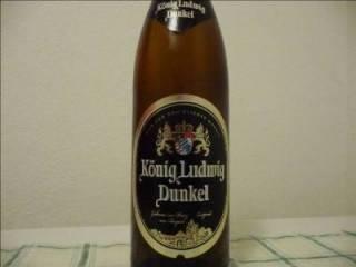 Баварское пиво König Ludwig