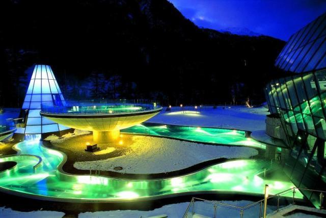 Аквадом Австрия