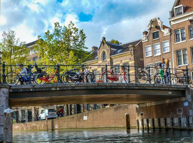 Амстердам мосты