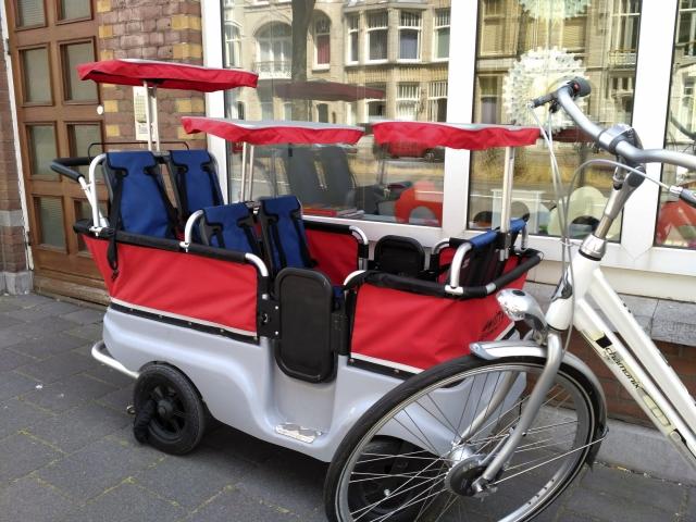 Нидерланды велосипеды