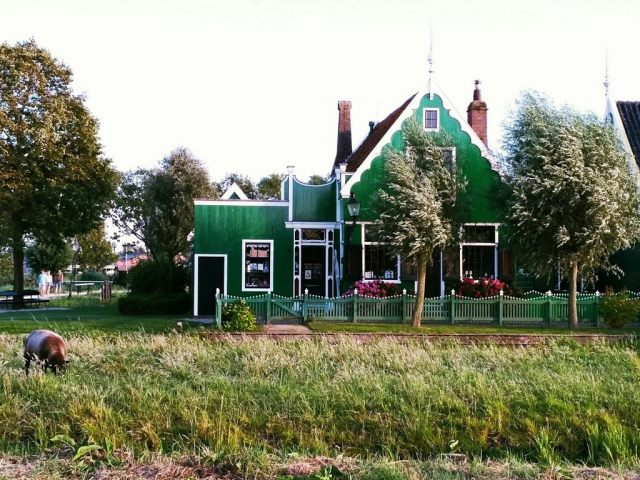 Деревня Нидерланды