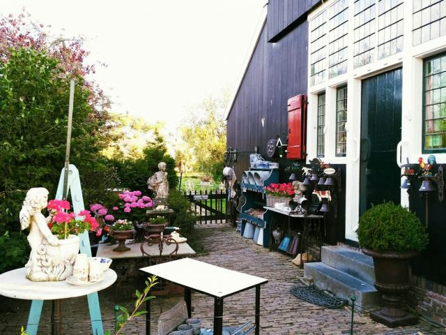 Нидерланды -  деревня