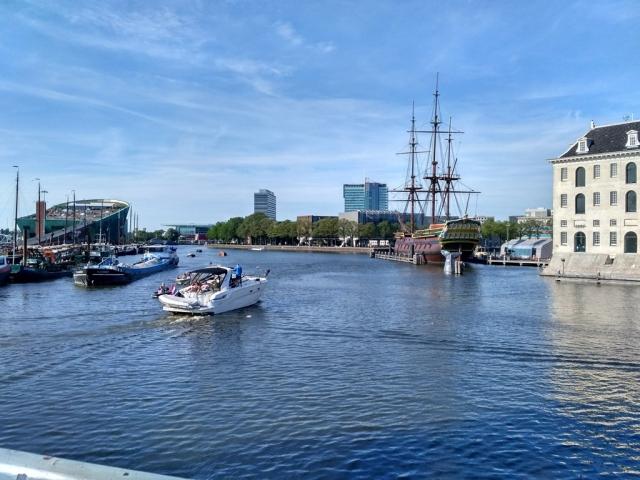 Научный музей Амстердам
