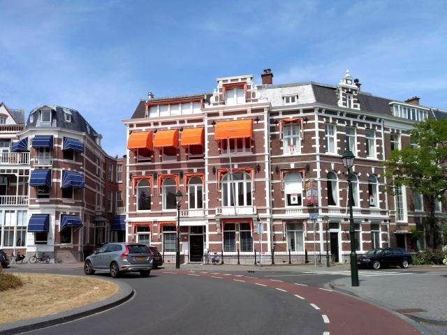 Нидерланды улицы
