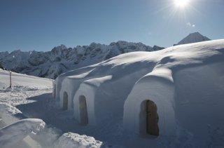 Ледяная пещера Ахорн