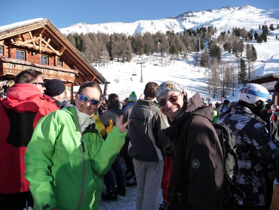 апре-ски Ишгль