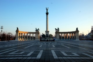 Горнолыжный тур в Австрию. Будапешт