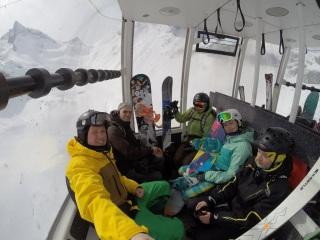 Циллерталь горнолыжные туры