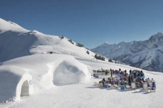 Панорама долина Циллерталь