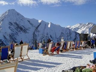 Горнолыжный тур в Австрию. Ледник Хинтертукс