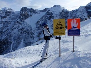 Лыжи Австрия