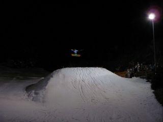 Лыжное шоу
