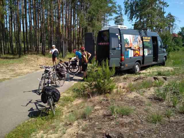 Транспортировка велосипедов Сухолучье