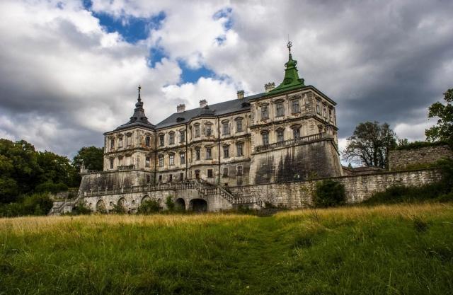 Подгорецкий замок велотуры