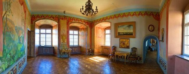 Велотуры Олесский замок