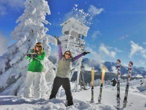 Бюджетный горнолыжный отдых Альпы