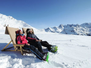 Горнолыжный отдых в Альпах