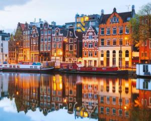 Авто-велотур в Нидерланды