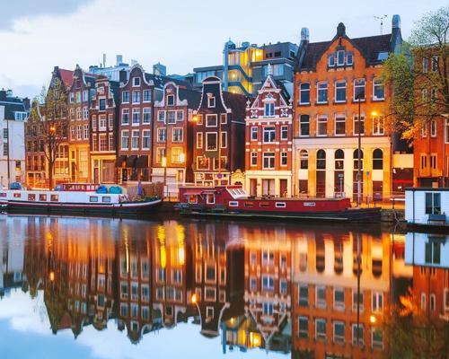 Велотур в Нидерланды