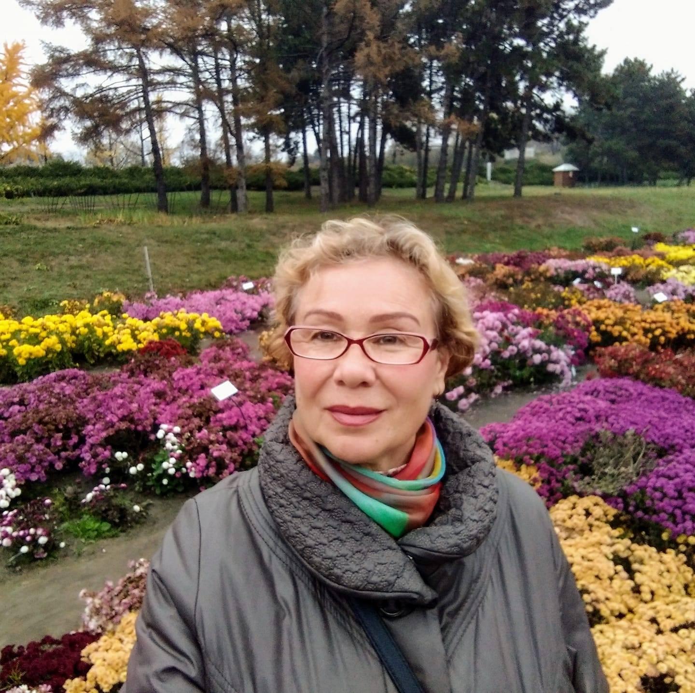 Лидия Максимова