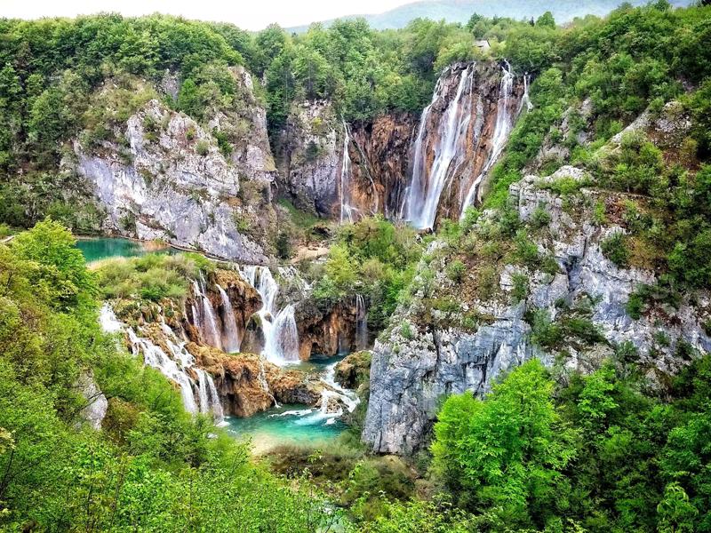 Озера Хорватия