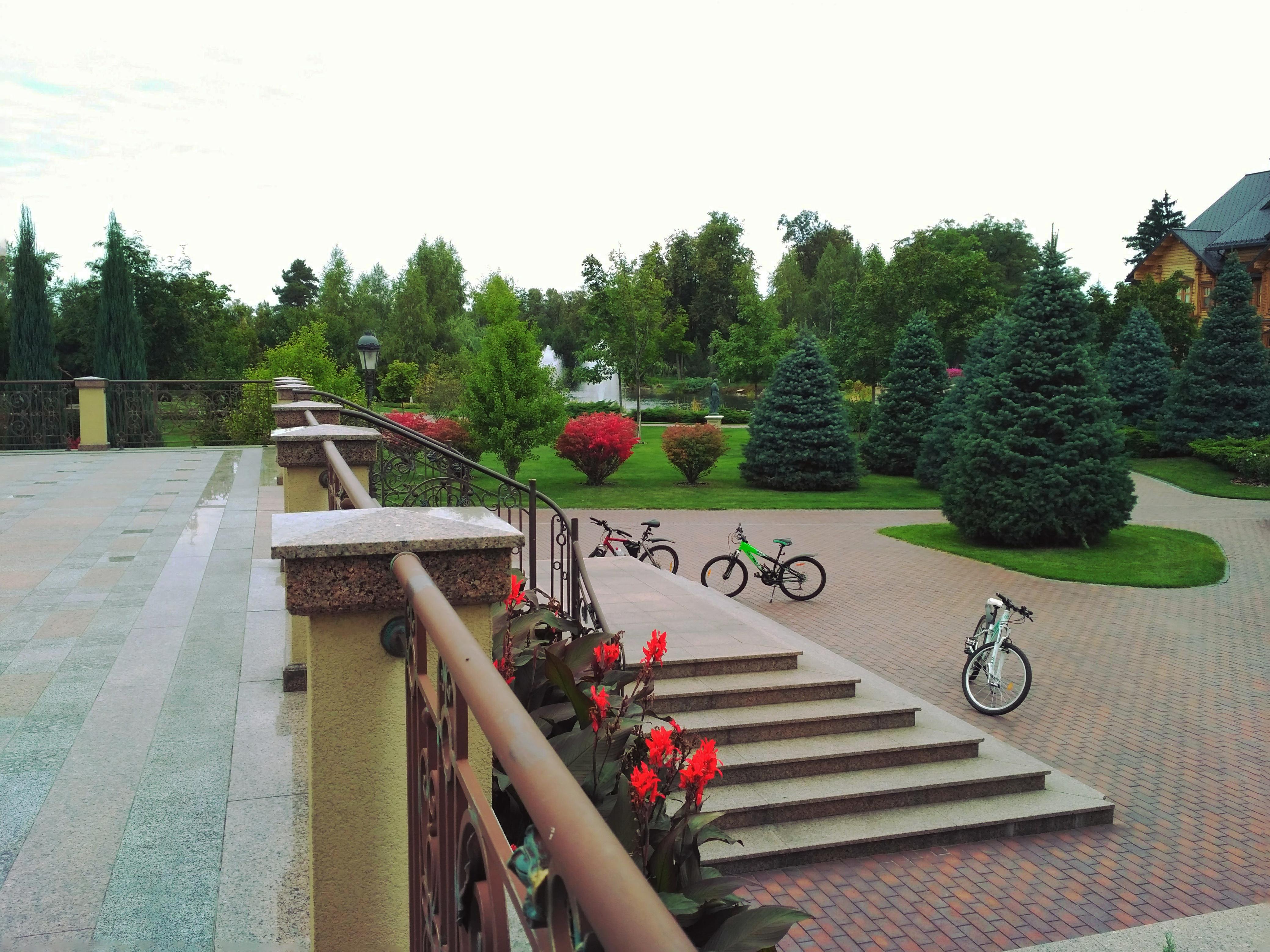 Велотур в Межигорье